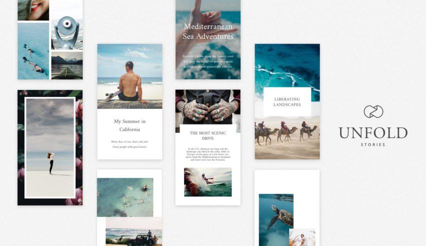 unfold-851x492 Instagram Stories: come creare contenuti coinvolgenti e di successo