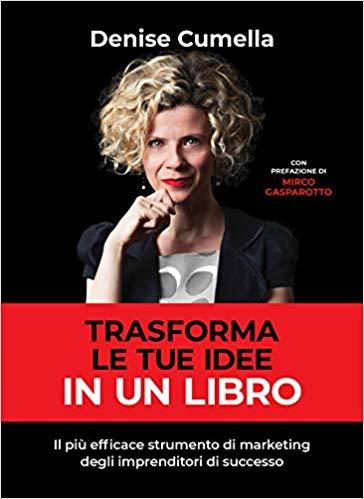 Trasforma le tue idee in un libro